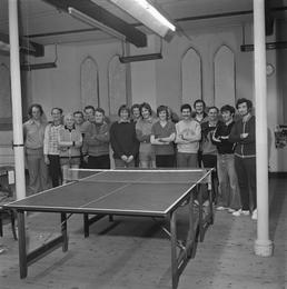 Table tennis, Ramsey