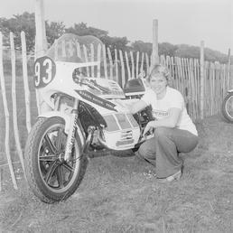 Hilary Musson, TT rider