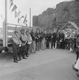 Peel Lifeboat 150th Anniversary