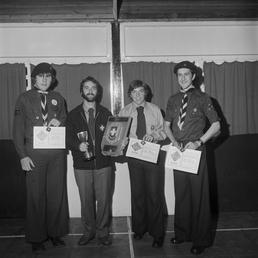 Scouts Awards, Onchan