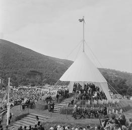 Tynwald Day ceremony