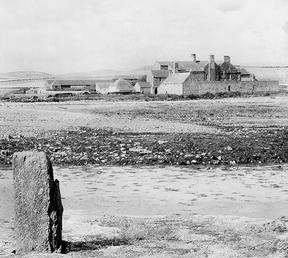 Ronaldsway Farm and house, Isle of Man