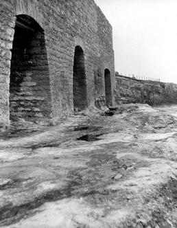 Lime Kilns, Scarlett, Isle of Man