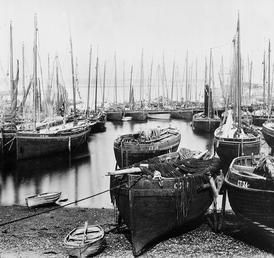 Fishing Fleet, Isle of Man