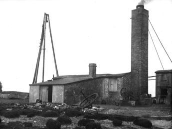 Manx Salt Company brine pumping station, Point of…