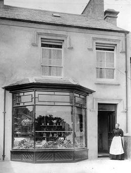 Mrs Eileen Collister, 1 Primrose Terrace, Port St…