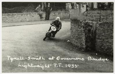 Tyrell-Smith, 1935 Lightweight TT (Tourist Trophy)