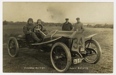 1908 Tourist Trophy motorcar race