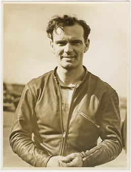 Bob McIntyre, TT (Tourist Trophy) rider