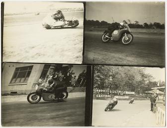 TT (Tourist Trophy) riders
