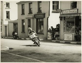 Dave Chadwick on Ducati no.26, 1958 Ultra Lightweight…