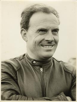 Bill Boddice, TT (Tourist Trophy) sidecar driver