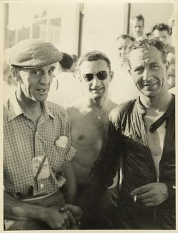 Bill Webster and Jack Brett, TT (Tourist Trophy)
