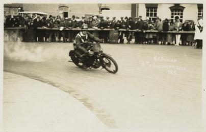 K.S. Duncan, 1925 TT (Tourist Trophy)