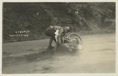 F.J. Cupples, 1926 TT (Tourist Trophy)