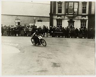 F.G.Morgan, 1925 Ultra Lightweight TT (Tourist Trophy)