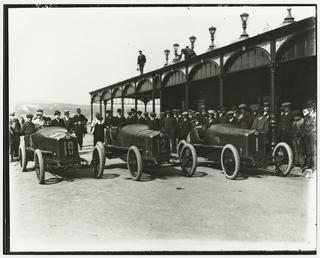 Minerva Team, 1914 Tourist Trophy motorcar race