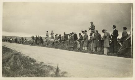 TT (Tourist Trophy) spectators