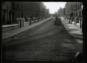 Motorcar no.26, Church Street, Peel, 1906 Tourist Trophy…