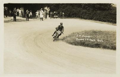 T.M. Sheard, 1925 Junior TT (Tourist Trophy)