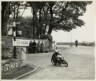 TT Races 1955