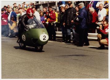 1996 TT (Tourist Trophy) Classic Lap of Honour