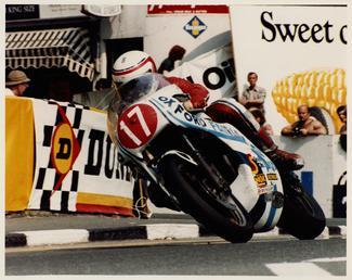 Geoff Johnson at Quarterbridge in the 1979 Formula…