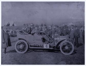 Motorcar no.4 Hon. Charles S. Rolls in a…