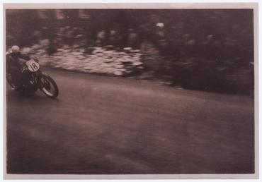 Leo H. Davenport, No 18, 1930 (?) Lightweight…