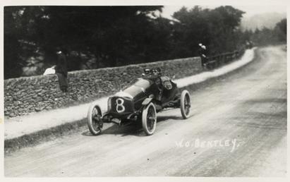 Motorcar no.8  W.O.Bentley, in a D.F.P. (Doriot, Flandrin…