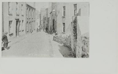 Photograph of Big Well Street, Douglas