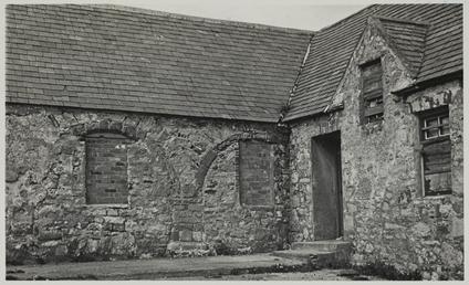 Arches, Old Grammar School, Castletown
