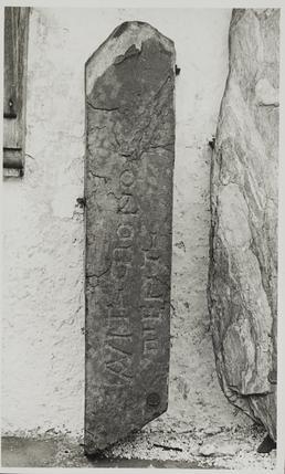 'Avit-Monoment' (29), Santon church