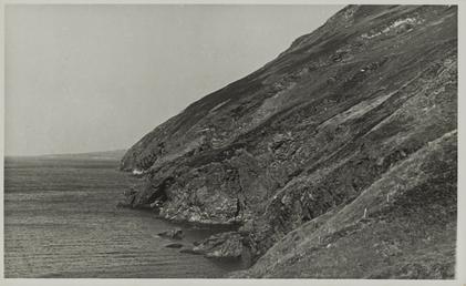 Fleshwick Bay, Rushen