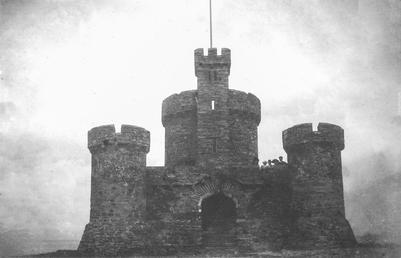 Tower of Refuge, Douglas
