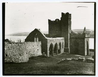 St German's Cathedral, Peel Castle
