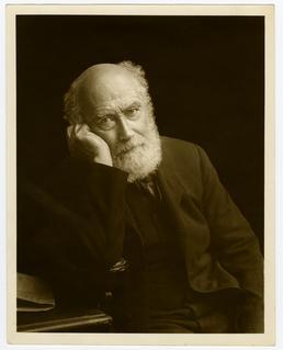 Thomas Edward Brown, Manx national poet (1830-1897)