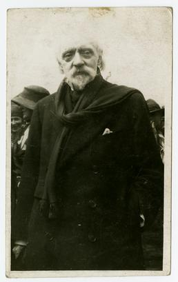 Hall Caine at Tynwald Fair 1930