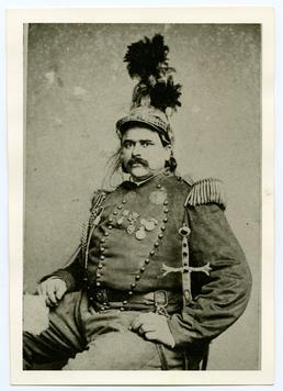 James Arthur Caley (b.1824 d.1889)