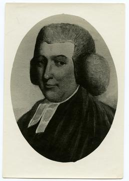 Rev Evan Christian (b.1744 d.1811)