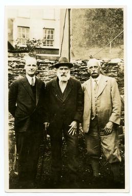 Professor Marstrander, Thomas Christian, Jon Q. Killey
