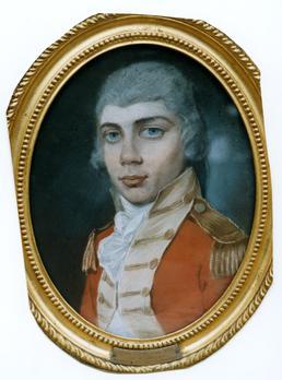 Portrait of John Christian XIV Grandfather of Fletcher…