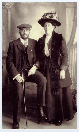 Thomas and Emily Crowe, nee Hurcomb