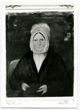 Photograph of  Bridget (nee Senhouse)