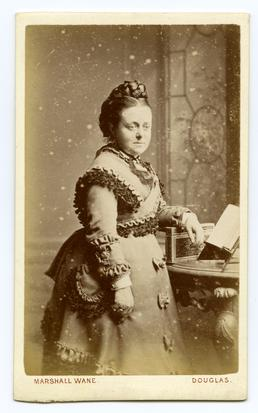 Agnes Dickinson, sister of William Frederick Dickinson