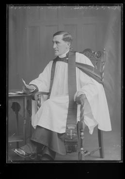 Reverend H.T. Deval