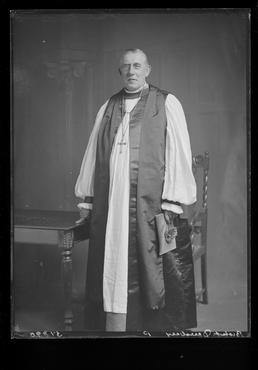 Bishop Charles Leonard Thornton-Duesbery (1925-1928)