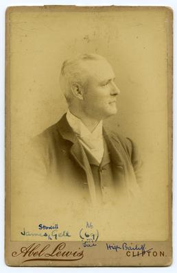 Gell, James Stowell