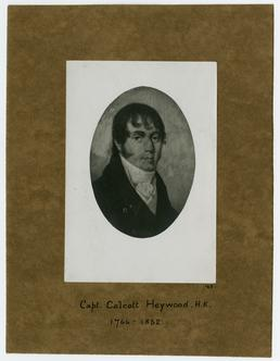 Captain Calcott Heywood
