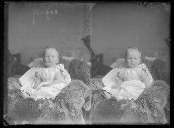 Miss E. Harrison's baby